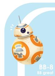 BB-8! by zuluyo