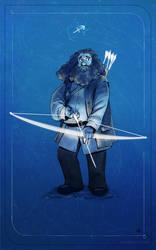 Harry Potter Zodiac - Hagrid by zuluyo