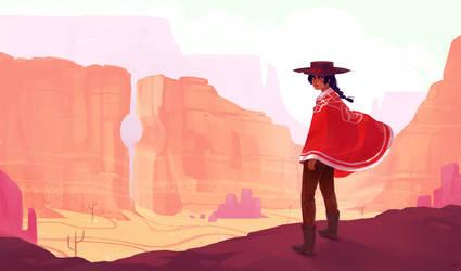 Red Mesa by zuluyo