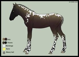 Foal for Totalrandomness by freeburgfreak