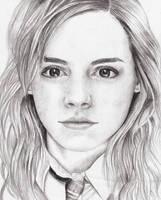 Hermione Granger/Emma Watson by RomcaS
