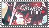 Cheshire - STAMP by Kris-AJ