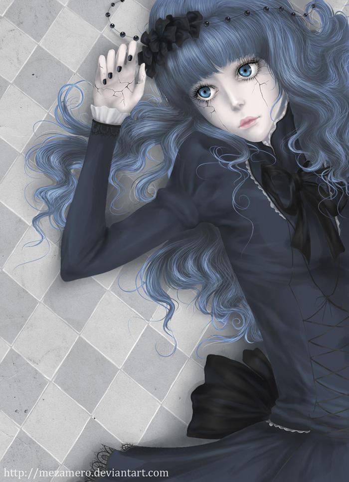 The Doll s Disease by Mezamero on DeviantArt 391b057a5840