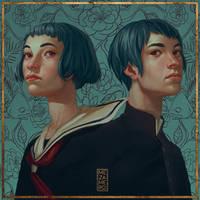 Dual by Mezamero