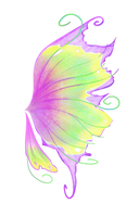 Flora Mythix Wings by MishAir