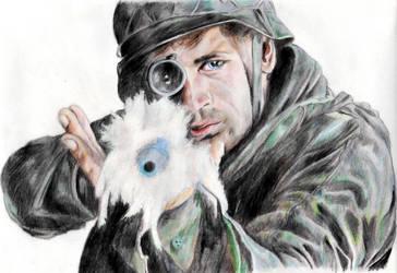 German Sniper by MeTheObscure