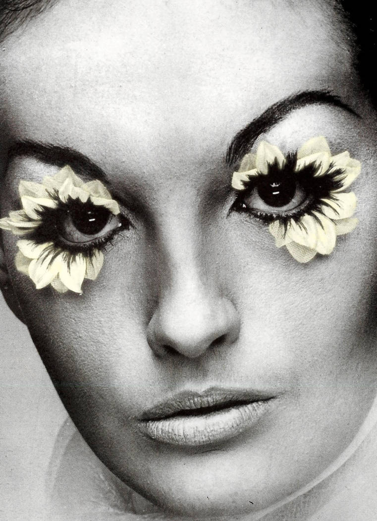Lashes Of Petals by goodasgone