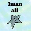 Iman All Star by goodasgone