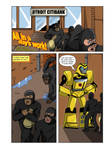 ALL IN A DAY'S WORK - P1 by Transformers-Mosaic