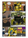 ALL IN A DAY'S WORK - P2 by Transformers-Mosaic