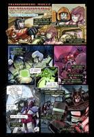 Retribution by Transformers-Mosaic