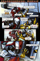 Spilt Decision by Transformers-Mosaic