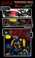 BEAST OR BOT by Transformers-Mosaic