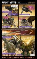 MANY WAYS by Transformers-Mosaic