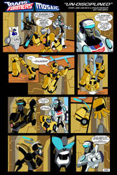 Un-Disciplined by Transformers-Mosaic