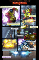 Being Sure by Transformers-Mosaic
