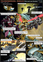 First and Last Autobot by Transformers-Mosaic