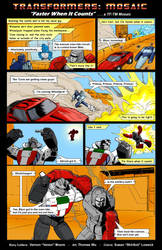Faster When it Counts by Transformers-Mosaic