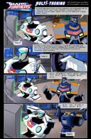 Multi-Tasking by Transformers-Mosaic