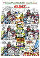 Rules by Transformers-Mosaic