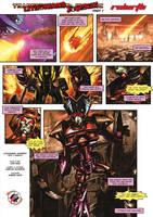 Rebirth by Transformers-Mosaic