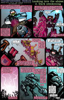 Dark Awakening by Transformers-Mosaic