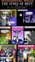THE STORY OF DRIFT by Transformers-Mosaic