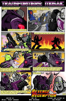 REVENGE + REDEMPTION by Transformers-Mosaic