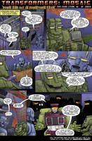 DOWN AND OUT... by Transformers-Mosaic