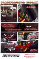 STARSCREAMS by Transformers-Mosaic