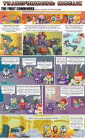 THE FIRST COMBINERS by Transformers-Mosaic