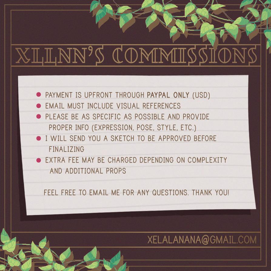 Xcomm1 by xelalanana