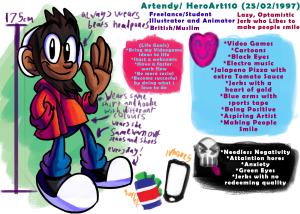 HeroArt110's Profile Picture