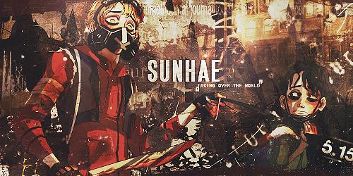 Sunhae - Over the world by DrakceKo