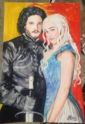 Targaryen by S-Rains