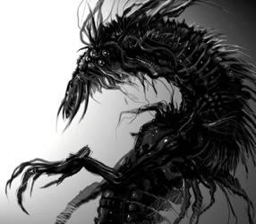 worm... by Kseronarogu