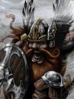 Dwarf no. 6 by Kseronarogu