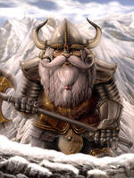 dwarf no.243 by Kseronarogu