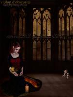 Violin of Darkness by annie252
