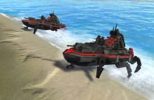 Salem class destroyers by LOLMANIC45