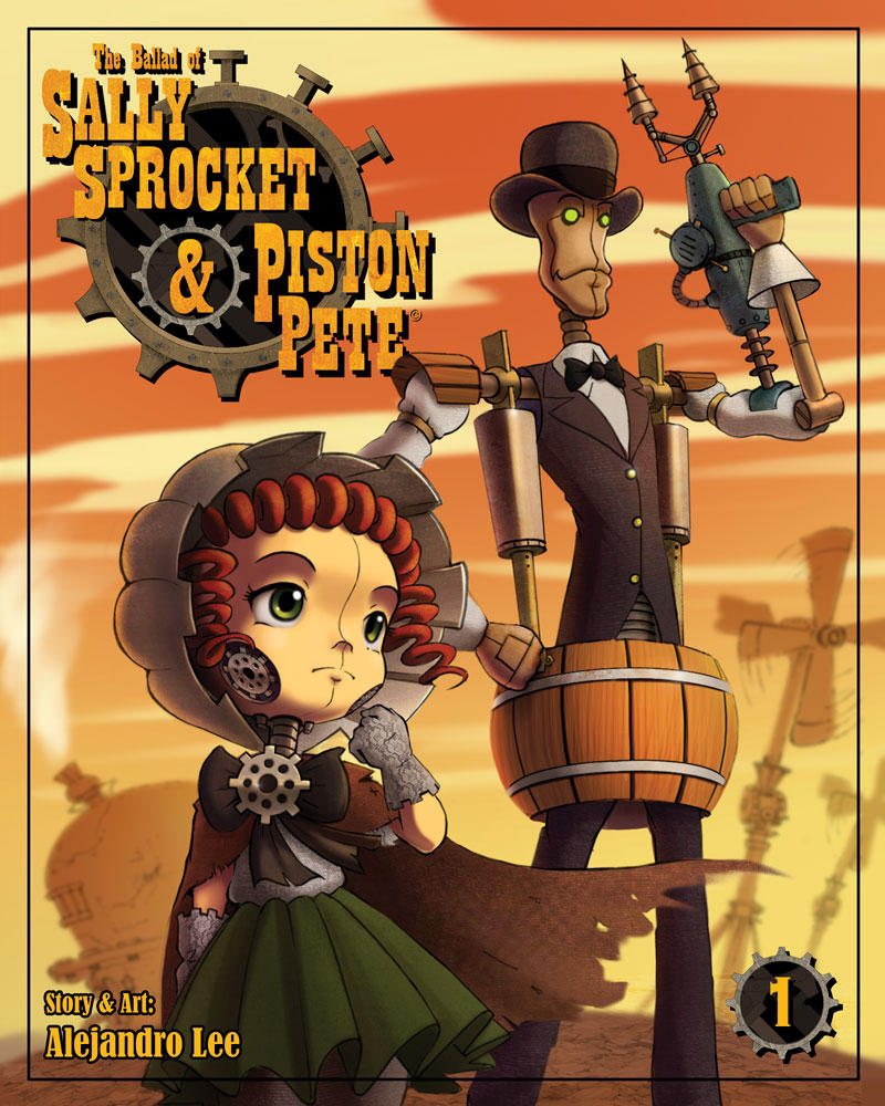 SSnPP issue 1 cover by 47ness