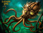 Clockwork Wars - Submersible by 47ness