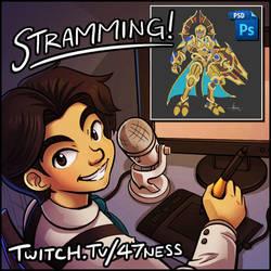 Stramming! by 47ness