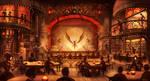 SSnPP - Steampunk Speakeasy by 47ness