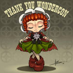 SSnPP - Thank You WonderCon 2018 by 47ness