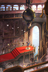 Orchestrion by 47ness