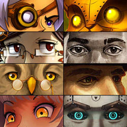 - Eyes meme - by 47ness