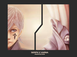Serph X Varna by HNDRNT26