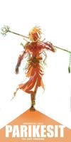 Parikesit - The Last Pandawa by HNDRNT26