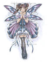 Fairy of Hope by delphineart